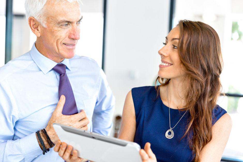 Aufzeichnung Live Talk Töchter in der Unternehmensnachfolge