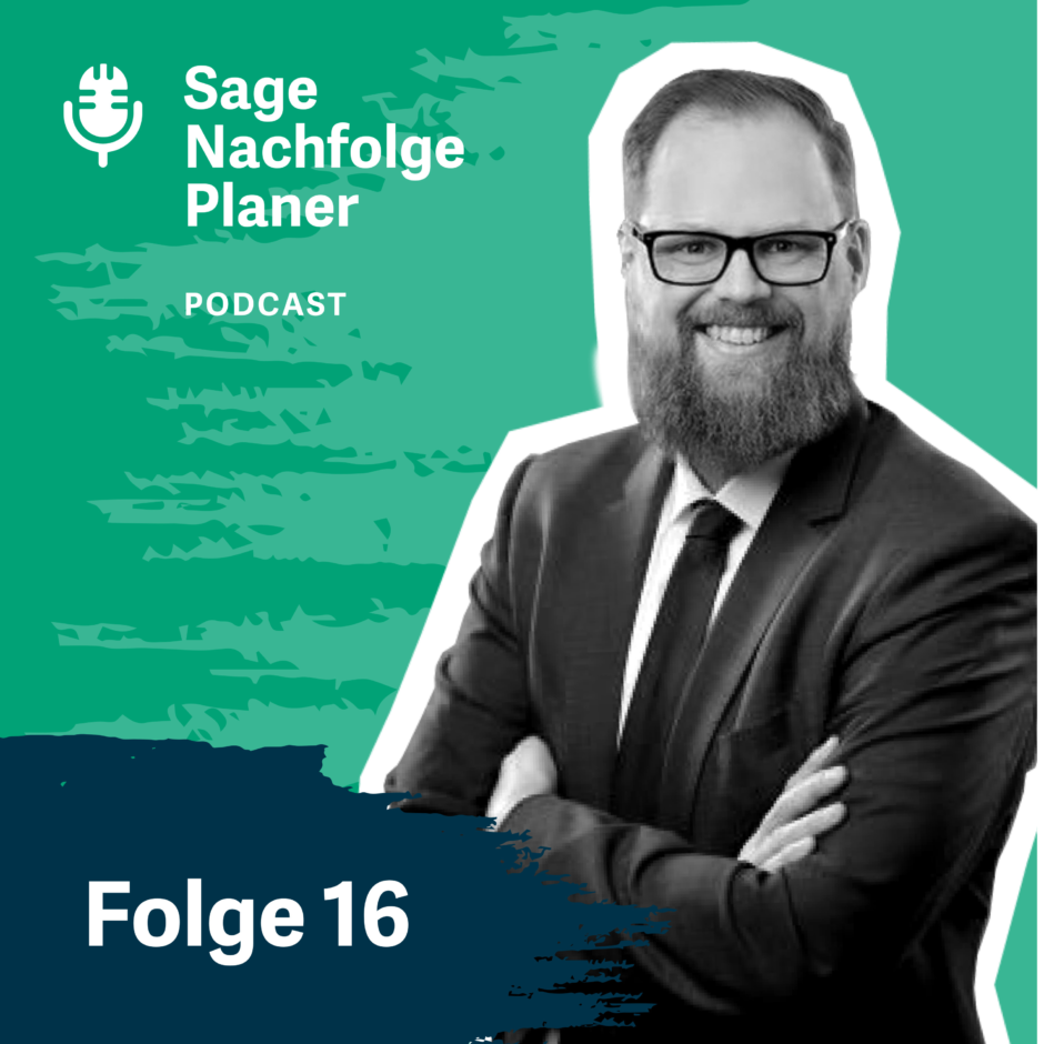 Tim Richter im Sage NachfolgePlaner Podcast